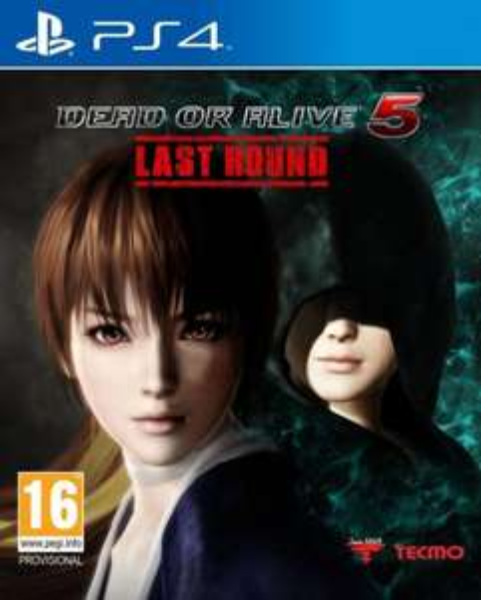 Dead or Alive 5: Last Round (PS4) für 21,28€ @Amazon.fr