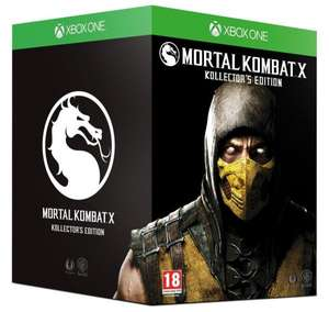 Mortal Kombat X: Kollector's Edition (Xbox One) für 79,66€ @Amazon.fr
