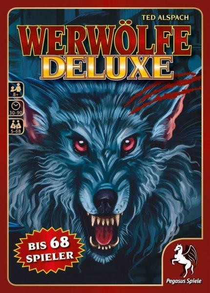 [Gesellschaftsspiel] Werwölfe Deluxe Edition von Pegasus für 14,95€!