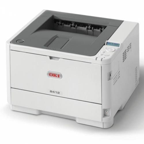 [Ebay] Oki B412n - Laserdrucker MONO mit Netzwerk - inkl. Cashback (40€) für 84€ ink. VSK statt 128,50€ - Seitenpreis 1,7 Cent - 3 Jahre VOR-ORT-Garantie