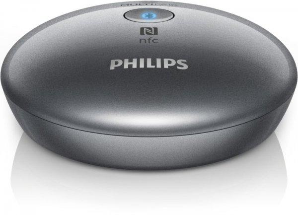 Philips AEA2700/12 Multipair-Empfänger (Bluetooth 3.0, NFC, aptX) silber 35,90 @ Amazon Blitzangebote // Warteliste