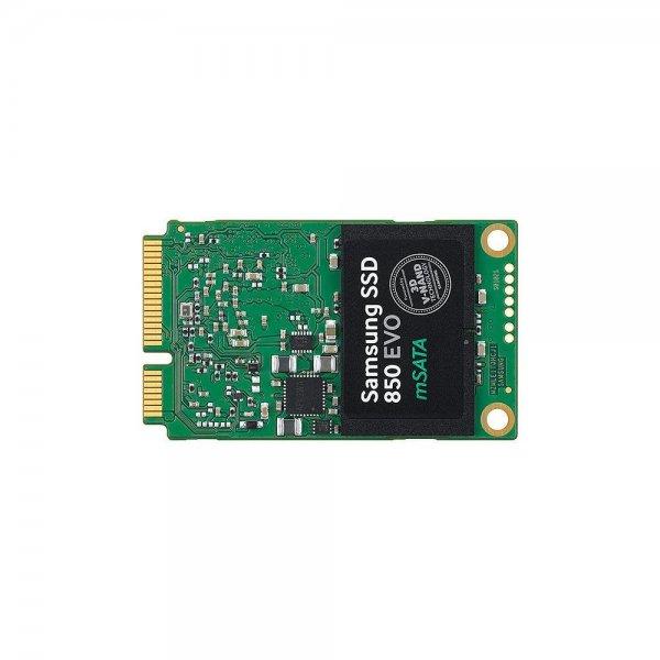 [Conrad.de] Samsung 850 Evo mSATA SSD - 120 GB - 10% billiger