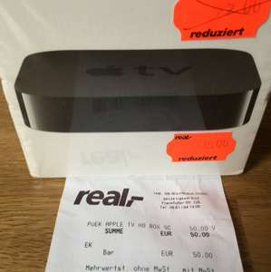 Apple TV 3 real-Markt DEZ [lokal Kassel]