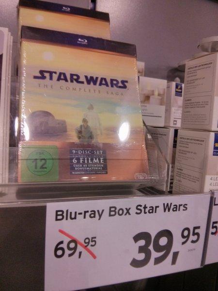 [Tchibo offline lokal?]Star Wars Blu-ray Complete Box