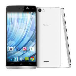[Amazon.it WHD] Wiko Getaway Weiß Dual-Sim 5 Zoll/Android 4.4/16GB intern