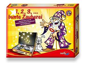 [Amazon-Prime] Noris - 1,2,3, ... bunte Zauberei, Kinderspiel