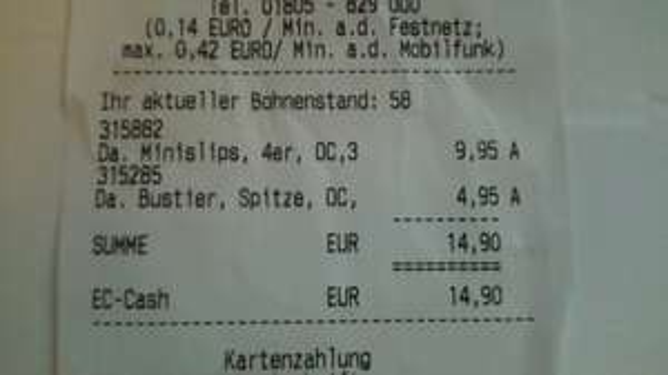 [LOKAL?] Tchibo Berlin Europacenter -> Unterwäsche *UPDATE*