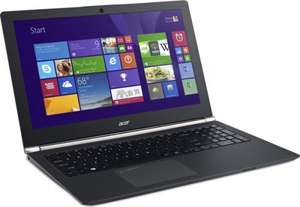 "Acer Aspire V Nitro - i7 Quad-Core, GeForce GTX 860M, 8GB RAM, 500GB SSHD, 15,6"" Full-HD-IPS in matt, Win 8.1 - 869€ @ ZackZack.de"