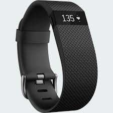 Fitbit Charge HR black Small [ausverkauft]