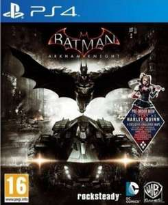 Batman: Arkham Knight (PS4) @Möbekids