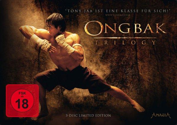 Ong Bak Trilogy - Limited Edition (Steelbook) - (DVD) für 7,99€ @Saturn