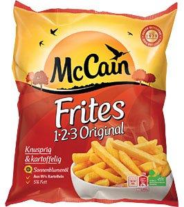 Kaufland  -  McCain Frites 1-2-3 Original für 99 Cent anstatt 1,79 Euro