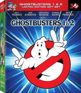 Ghostbusters/Ghostbusters II Limited Edition Gift Set [Blu-ray] inkl. Vsk für ca. 42,10 € > [amazon.com]