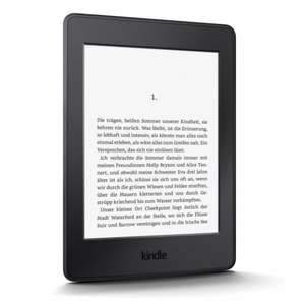 [Saturn Abholung] Kindle Paperwhite 3 (7te Generation, 2015, 300ppi) 110 Euro (NL GS) + Qipu möglich