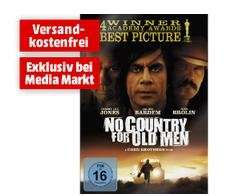 No Country For Old Men (Steelbook) [DVD] für 5€ @Media Markt