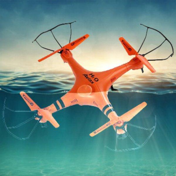 GPToys H2O Aviax wasserfeste Drone mit LED Beleuchtung @Allbuy