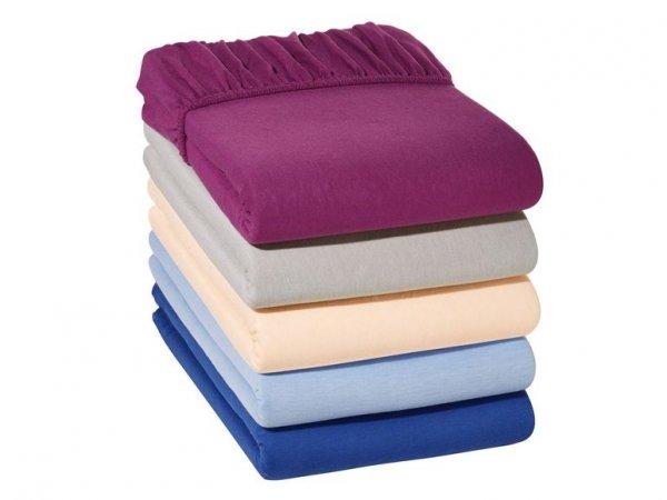 LIDL - MERADISO® Jersey-Spannbettlaken, bügelfrei, einlaufgeschützt, ab 3,99 Euro