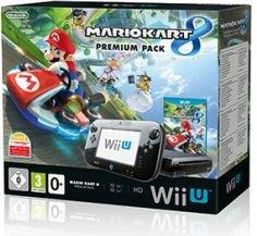 Nintendo Wii U Konsole Premium Pack 32 GB Schwarz inkl. Mario Kart 8 für 229 € bzw 224 € + 36 € in Superpunkten [get-it-quick @ Rakuten]