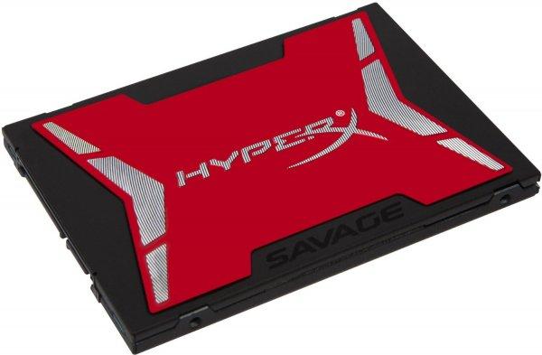 HyperX Savage SSD SHSS37A/480G - 480GB SATA 3 2.5 (7mm) (AMAZON PRIME)