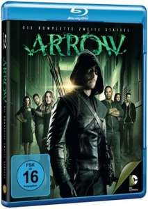 [Blu-ray] Serien (Arrow, King of Queens, Supernatural...) u.v.m. @ Alphamovies
