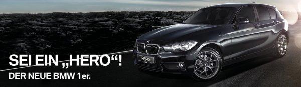 Leasing Angebot BMW 118i für nur 222€ ohne Anzahlung !!!