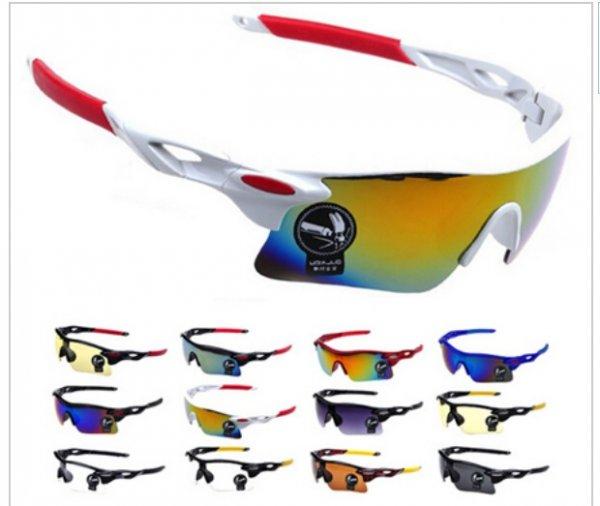 [CN]: Biker-Sonnenbrille in 10 versch. Farben für ca. € 1,32 inkl. Versand