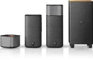 Philips Fidelio E5 - Wireless 4.1 Design-Surroundsystem - NFC/Bluetooth @ Amazon.it Warehouse