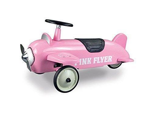 [Amazon-Prime] Retro Laufauto Aeroplane, pink