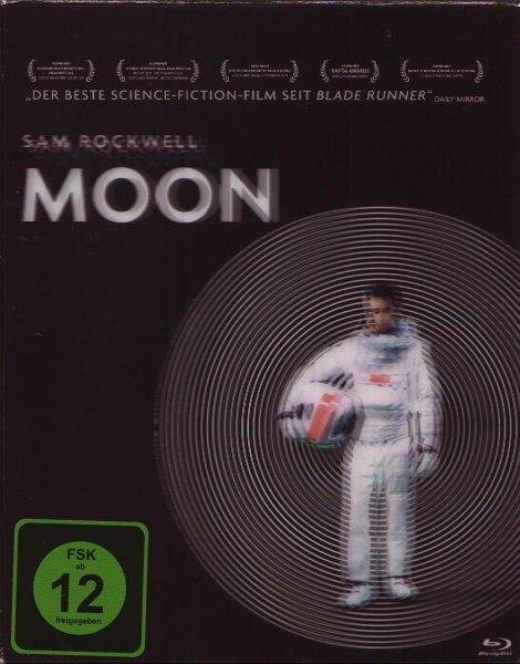 Moon - Lenticular Edition (Blu-ray) für 6,96€ @Media Dealer