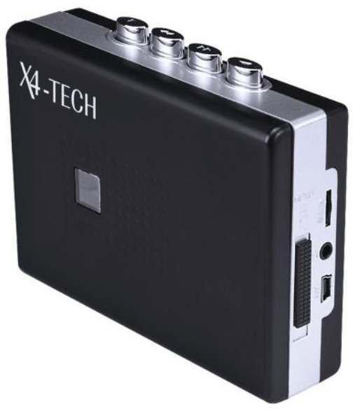 [Conrad] USB Kassettenkonverter;  11,-  zuzüglich Versand