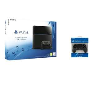 PlayStation 4 Ultimate 1TB + 2. Controller