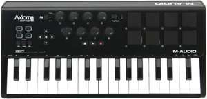 [Bedroomproducer] M-Audio Axiom AIR Mini 32 - Guter Midi-Controller zum Bestpreis WHD