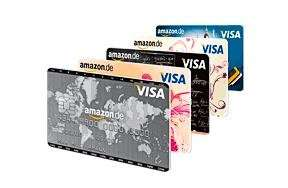 Amazon Visa Karte mit 60 € Startguthaben @ Amazon Prime Day