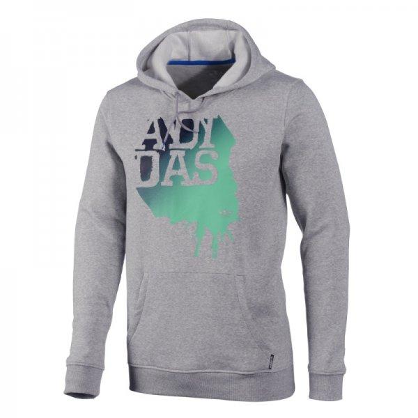 Adidas Hoodie Cap Split / vorhandene Größen M und L (Restposten)