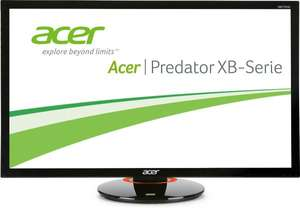 "Acer XB270HU G-Sync Monitor mit IPS Panel und 144Hz, 27"" und 1440p [amazon.it]"