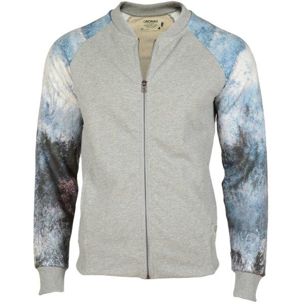 Jack & Jones Karl Sweat Zip Pullover Grau / Angebot des Tages 16,90 € zzgl. Versandkosten