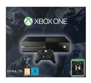 (Amazon Prime Day DE) Xbox One Konsole inkl. Halo - The Master Chief Collection + 2. Controller