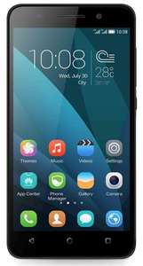 [Amazon Prime Day FR] Huawei Honor 4X schwarz für 155 €