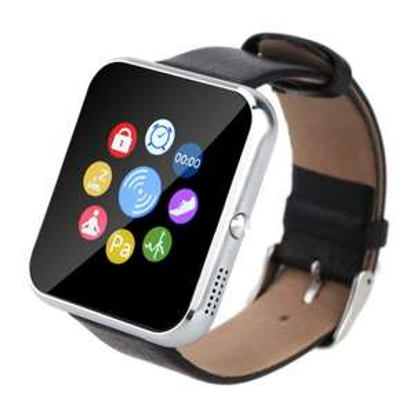 Zeblaze Rover Smartwatch mit Lederarmband und Android / iOS App [allbuy]