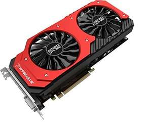 Palit Nvidia GTX 980 Super Jetstream Grafikkarte 4GB @Amazon Warehouse Prime Day