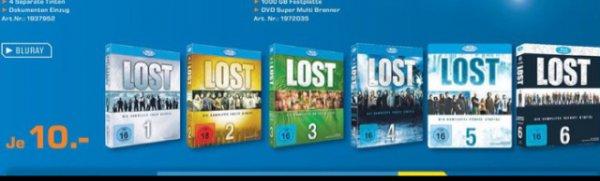 LOST Staffel 1-6 [Lokal/Wuppertal/Saturn]
