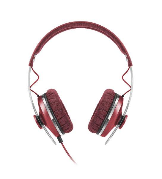 [Amazon Prime Day DE] Sennheiser Momentum On-Ear-Kopfhörer rot, grün oder pink für 69 € (PVG: 103,99 €)