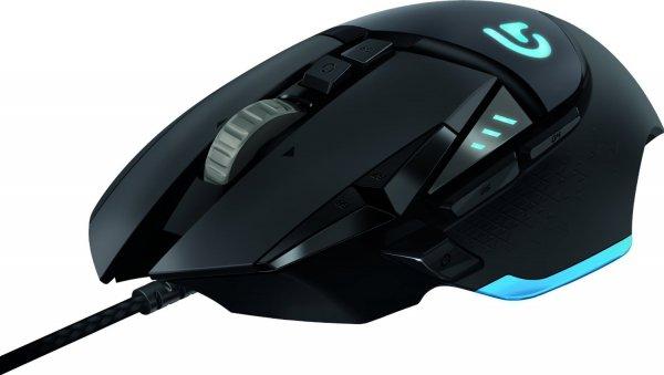 Logitech G502 für 44€ (VGL: 59€) - Gaming Maus @ Amazon Prime Day