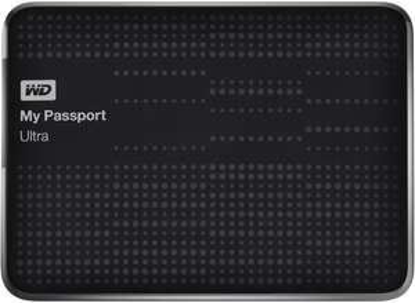 [Amazon Prime Day DE] WD My Passport Ultra externe Festplatte 1,5TB (6,35 cm (2,5 Zoll), 5400rpm, 8 MB, SATA, USB 3.0) schwarz für 59,90 €