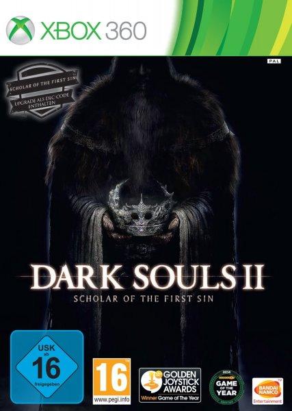 [AMAZON PRIME DAY] Dark Souls II: Scholar of the First Sin - [Xbox 360] BESTPREIS