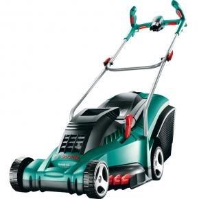 ( nullprozentshop.de ) Bosch Rotak 43 Grün Elektro-Rasenmäher