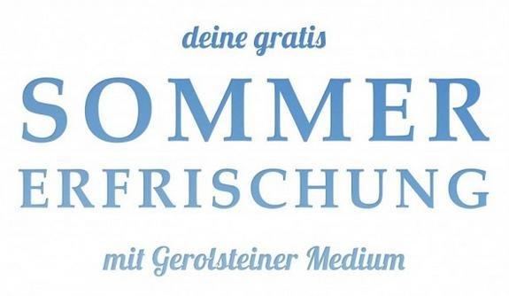 3x Kiste Gerolsteiner Medium Kostenlos inkl. Lieferung (Berlin)