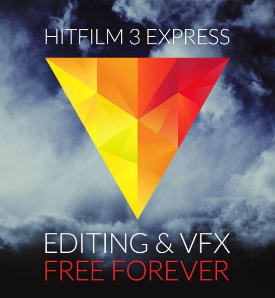 HitFilm 3 Express für immer kostenlos (Windows & OS X)