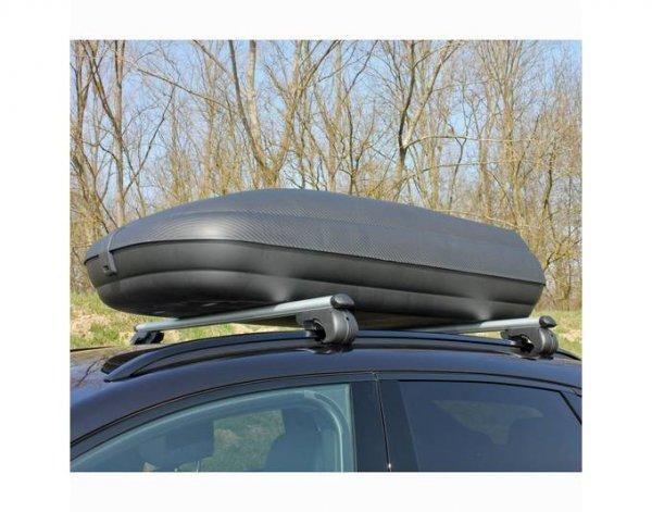 [Allyouneed] Alu Relingträger Dachträger VDP Brio 120cm abschließbar + Dachbox VDP-BA320 Dachkoffer 320 Liter für 119,95€ Versandkostenfrei