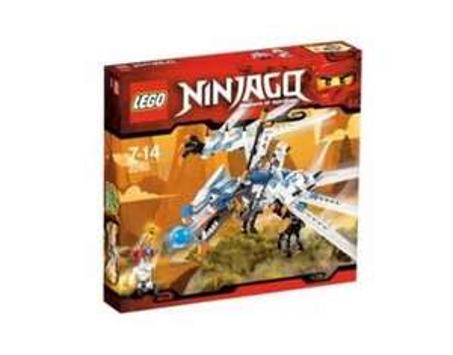 Lego 2260 Ninjago Eisdrache, für nur 14,95€ versandkostenfrei